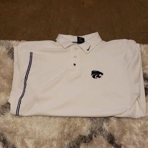 Nike Kansas State Polo